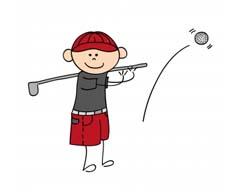 golf christian