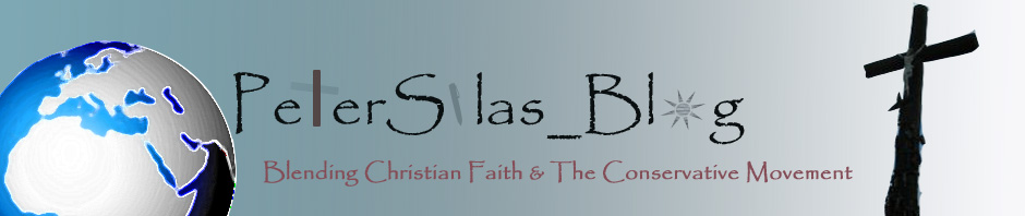 Peter Silas Blog